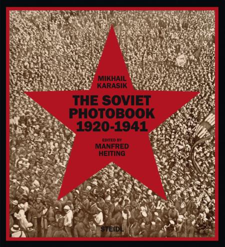 The Soviet Photobook 1920-1941 cover
